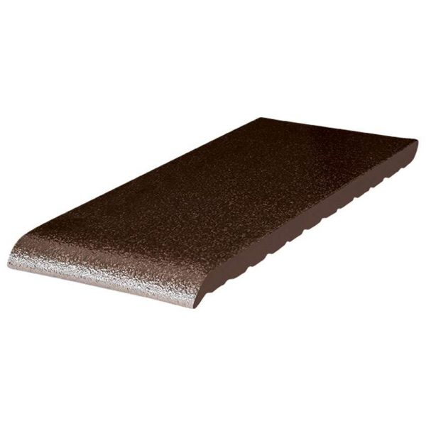 Клинкерный подоконник (02 Глазурованная бронза) 150х120х15